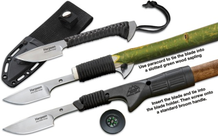 OEHAR1C Outdoor Edge Harpoon