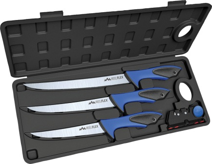 OERFP6 Outdoor Edge Knives Reel Flex Pak 5 Piece Knife Set