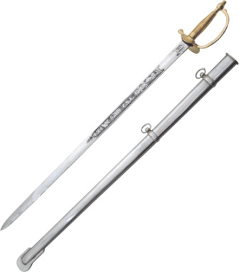 PA884 CSA Officer's Dress Sword