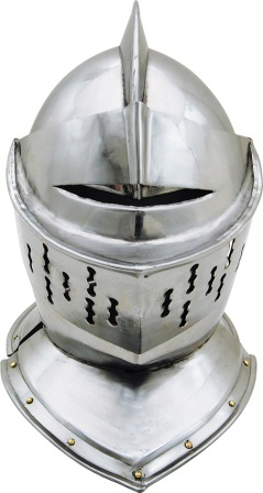 PA900 European Knight's Helmet