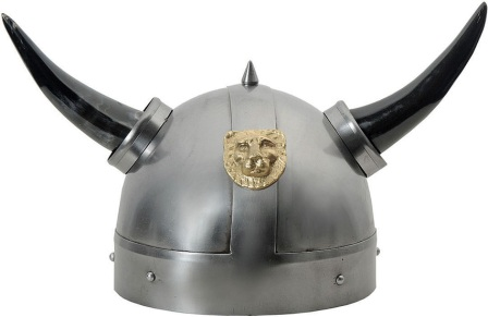 PA910976LN Lion Viking Helmet
