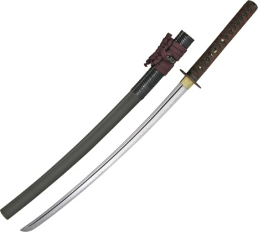 PC6007LFF Paul Chen Tori XL Light Katana Sword