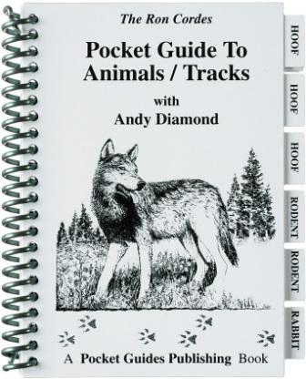 PK02 Book - Pocket Guide to Animals/Tracks