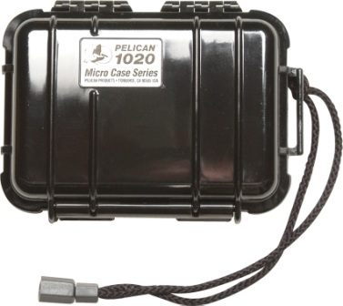 PL1020B Pelican Medium Micro Case
