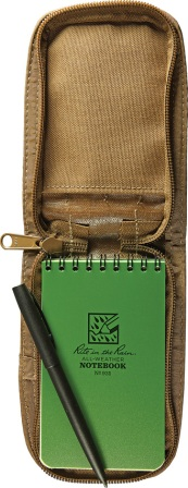 RITR935KIT Rite in the Rain 3 x 5 Kit Green Book/Tan Cover