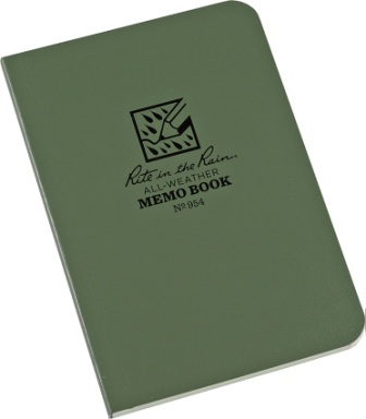 RITR954 Rite in the Rain Field Flex Pocket Memo