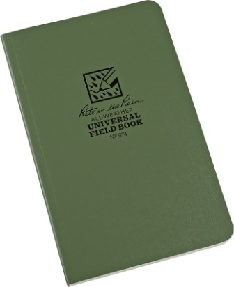 RITR974 Rite in the Rain Field Flex Bound Notebook