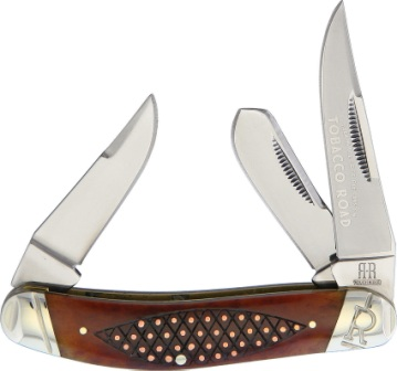 RR1894 Rough Rider Tobacco Road Sowbelly Pocket Knife