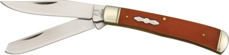 RR22034BN Rough Rider Trapper Pocket Knife