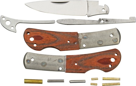 RRCS5 Rough Rider Custom Shop Kit Pocket Knife