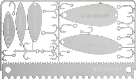 RYM05 Readyman Fisherman's Survival Card