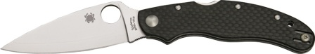 SC144CFPE Spyderco Caly 3.5 Lockback Pocket Knife