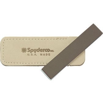 SC303MF Spyderco Double Stuff Pocket Stone Sharpener