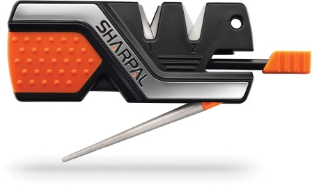 SHP101N Sharpal 6-In-1 Knife Sharpener & Tool