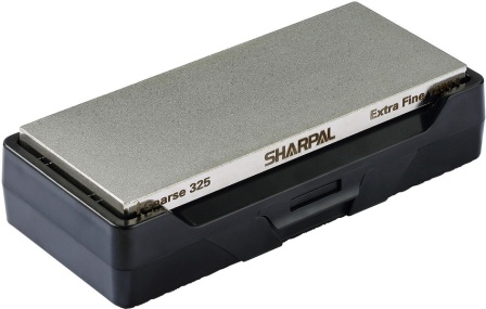 SHP156N Sharpal Dual-Grit Diamond Whetstone Knife Sharpener