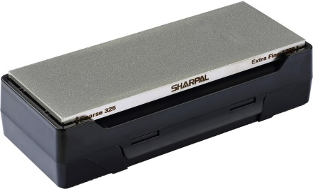SHP162N Sharpal Dual-Grit Diamond Whetstone Knife Sharpener