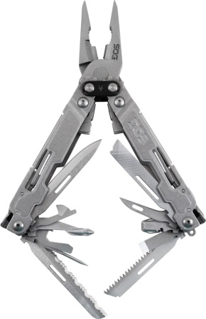 SOGPA2001CP SOG Knives & Multi Tools Power Access Deluxe