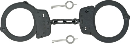 SW100B Smith & Wesson Handcuffs