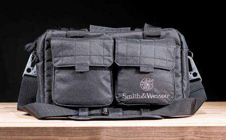 SW110013 Smith & Wesson Knives Recruit Tactical Range Bag
