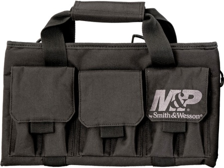 SWMP110028 Smith & Wesson Knives Pro Tac Handgun Case Single