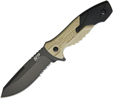 SWMPF2CS Smith & Wesson M&P Fixed Blade Knife