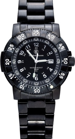 SWW357BSS Smith & Wesson Commander Tritium Watch
