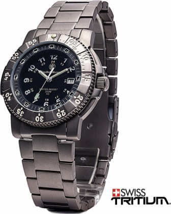 SWW357TBLK Smith & Wesson Executive Watch