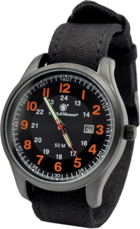 SWW369OR Smith & Wesson Cadet Watch Orange