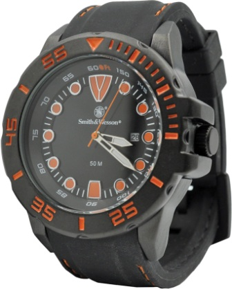 SWW582OR Smith & Wesson Scout Watch Orange