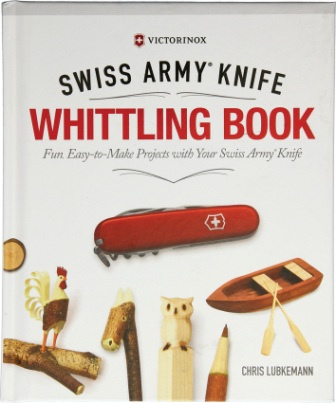 VN17006 Victorinox Whittling Book New Edition