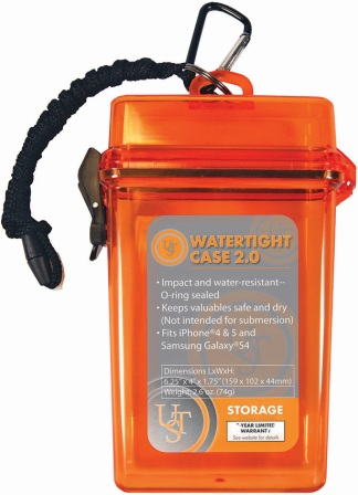 WG01892 UST Watertight Case 2.0 Orange