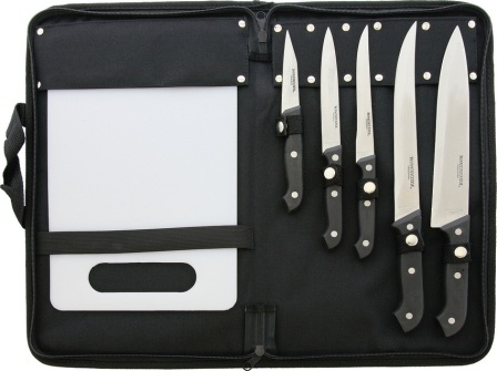 WN14056 Winchester 6 Piece Kitchen Knife Set