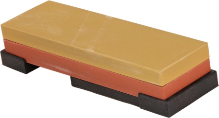 YC1509 Naniwa Ceramic Work Stone Knife Sharpener 1000/3000