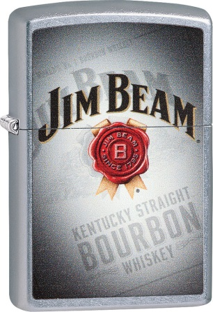 ZO01377 Zippo Lighters Jim Beam Lighter