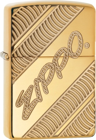 ZO02226 Zippo Lighters Zippo Coiled Lighter
