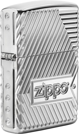 ZO04951 Zippo Lighters Zippo Bolts Lighter