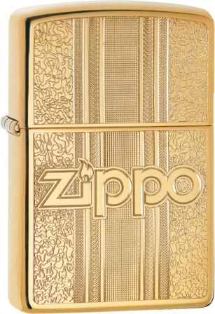 ZO05446 Zippo Lighters Zippo And Pattern Lighter