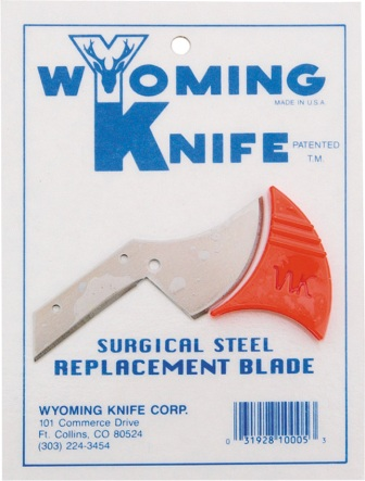 WY5 Wyoming Hunting Knife Replacement Blade
