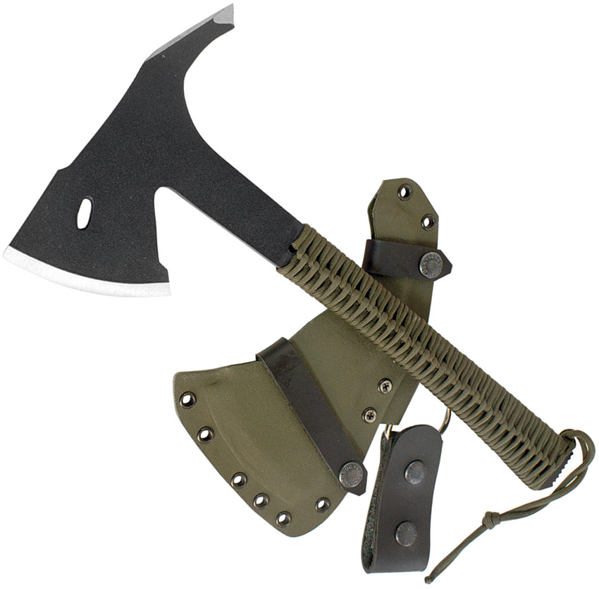 CTK180936 Condor Tool & Knife Sentinel Axe Army Green