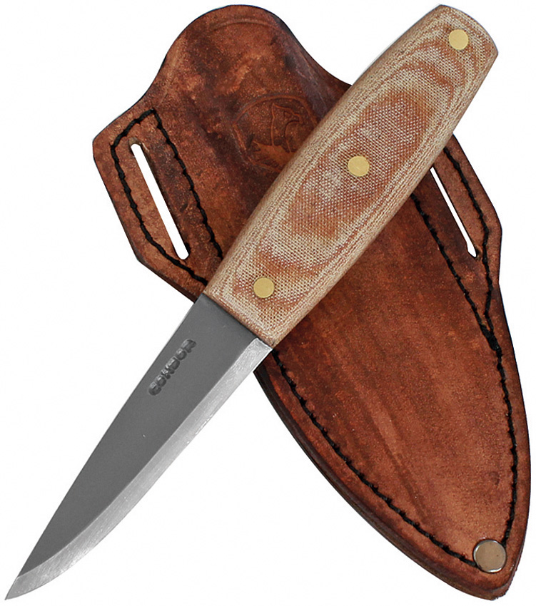 CTK39184 Condor Tool & Knife Primitive Mountain Knife