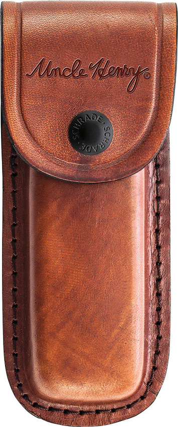 SCHLS6 Schrade Uncle Henry Leather Sheath