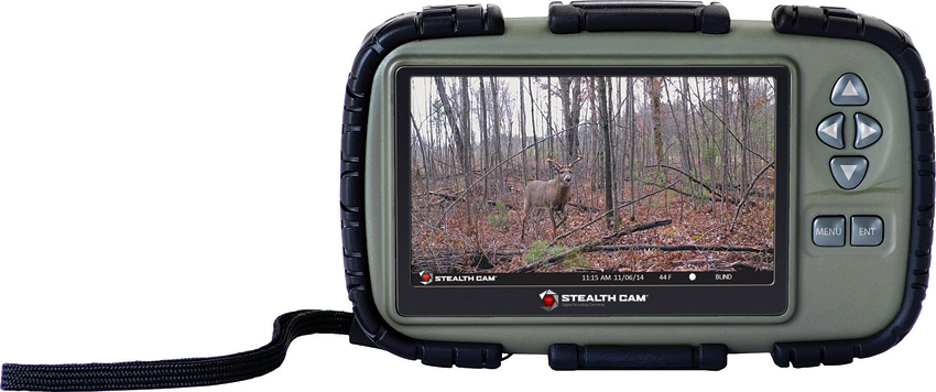 STC01106 Stealth Cam SD Card Reader and Viewer