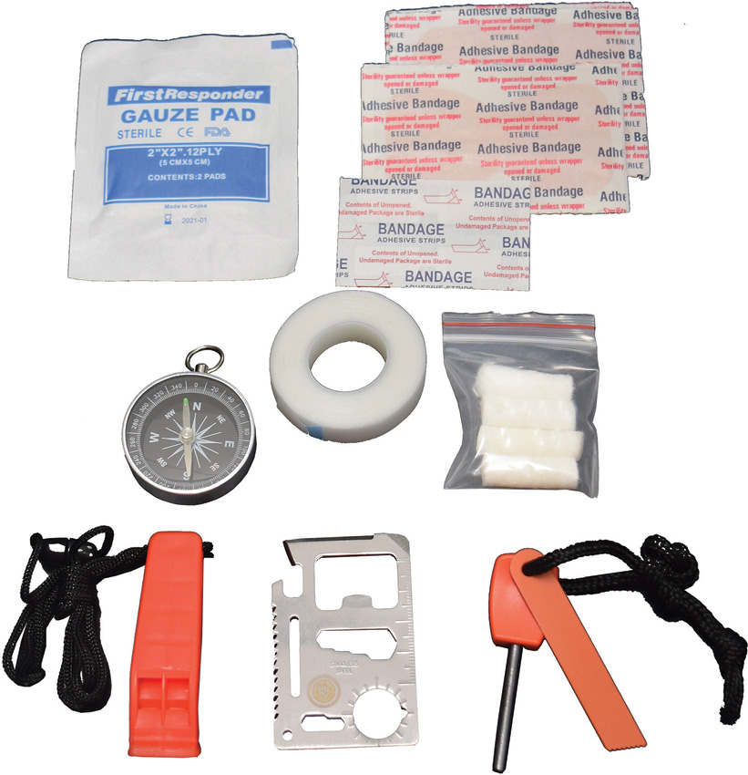 WG02058 UST Heritage Survival Kit