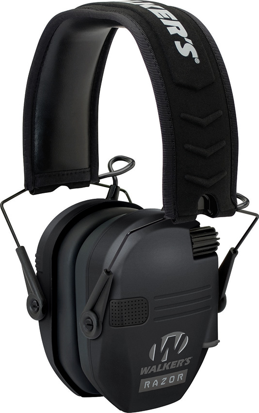 WGE01302 Walkers Razor Slim Electronic Muffs