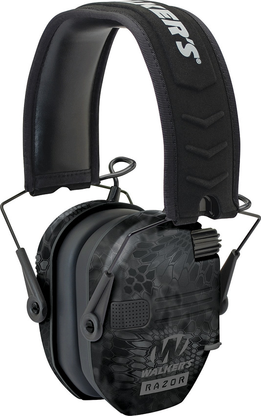 WGE01306 Walkers Razor Slim Electronic Muffs