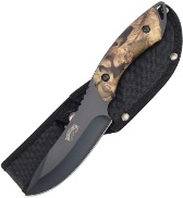 F16920CAB Frost Cutlery The Whistler Fixed Blade Knife
