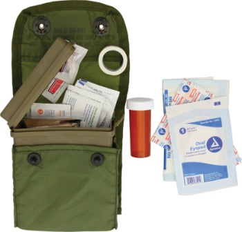 FA102L Elite First Aid Individual First Aid Kit