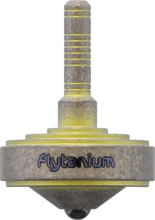 FLY082Y Flytanium Lunar Mini Top Yellow