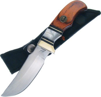 FOC157 Frost Cutlery Ocoee River Fixed Blade Hunter Knife