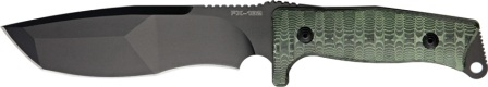 FOX132MGT Fox Trapper Fixed Blade Knife